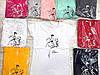 Универсальная женская футболка 42-46 (в расцветках), фото 2