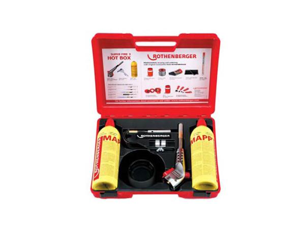 SUPER FIRE 3 HOT BOX (Супер Файер 3 Хот Бокс) ROTHENBERGER
