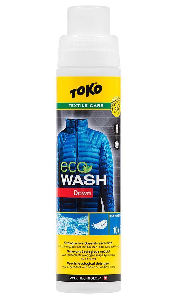 Средство для стирки пуховых изделий Toko Eco Down Wash 250 ml (5582606)