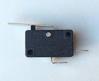Кнопка микрик с планкой (2 контакта)