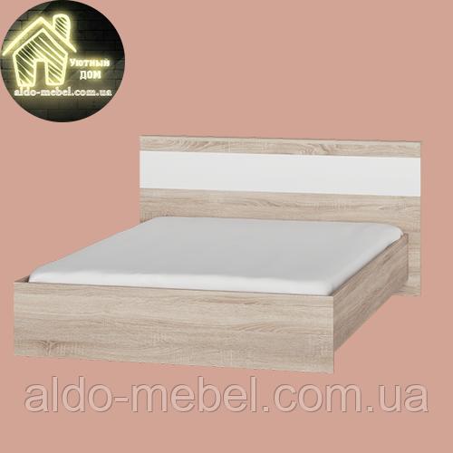 Двуспальная Кровать СОНАТА Эверест 1400 (2 УПАК)  (2110*1530*800)