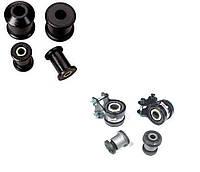 Сайленблоки рычагов и балки  на Volvo Вольво V40, S40, 740, 760, 460, 960, S80, XC70, V70, S70, XC60, V60