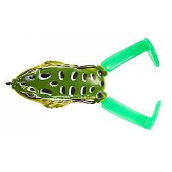 "Принада-жаба гумова поверхня незачеп. FREDDY FROG LJ 3D Series 4"" /21g / 008 *6 (140422-008)"