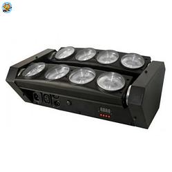 Светодиодный прибор Beam Free Color Spider 810 8 10W RGBW