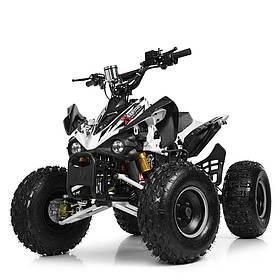 Подростковый квадроцикл (мотор-диференциал 1000W, 4аккум) Profi HB-EATV1000Q2-1(MP3)