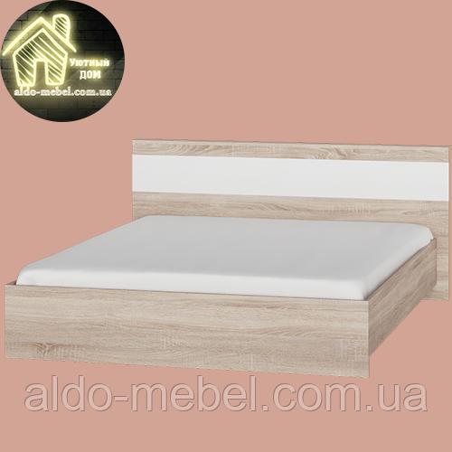 Двуспальная Кровать СОНАТА Эверест 1600 (2 УПАК)  (2110*1730*800)