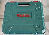 Набір електроінструментів MAKITA в кейсі Лобзик+Дриль+Шліфувальна машина | Комплект інструментів 3в1, фото 3
