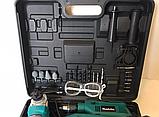 Набір електроінструментів MAKITA в кейсі Лобзик+Дриль+Шліфувальна машина | Комплект інструментів 3в1, фото 4