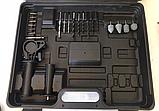 Набір електроінструментів MAKITA в кейсі Лобзик+Дриль+Шліфувальна машина | Комплект інструментів 3в1, фото 5