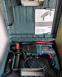 Перфоратор Bosch GBH 2-26 DFR 800 Вт 2.7 Дж в кейсе   Профессиональный перфоратор Бош, фото 2
