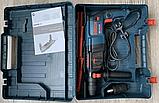Перфоратор Bosch GBH 2-26 DFR 800 Вт 2.7 Дж в кейсе   Профессиональный перфоратор Бош, фото 3