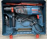 Перфоратор Bosch GBH 2-26 DFR 800 Вт 2.7 Дж в кейсе   Профессиональный перфоратор Бош, фото 4