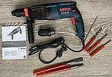 Перфоратор Bosch GBH 2-26 DFR 800 Вт 2.7 Дж в кейсе   Профессиональный перфоратор Бош, фото 5
