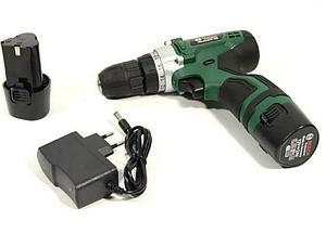 Шуруповерт Bosch PBA EasyDrill 1200 12V 2А/ч   Электродрель-шуруповерт Бош аккумуляторный