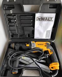 Перфоратор DeWALT D25143K 900 Вт 3.2 Дж в кейсі | Професійний перфоратор Девольт