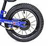 Дитячий Беговел-велобіг від від 2-х років Scale Sports Синій, фото 3