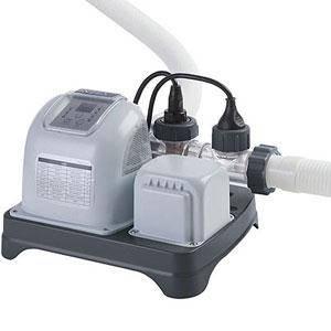 Хлоргенератор для бассейна Intex 28664. (старый арт. 54602)Хлорогенератор, электролизер, хлоратор , фото 2