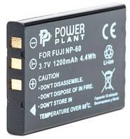 Акумулятор PowerPlant Fuji NP-60, SB-L1037, SB-1137, D-Li12, NP-30, KLIC-5000, LI-20B 1200mAh