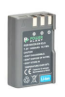 Акумулятор PowerPlant Nikon EN-EL9 1400mAh