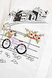 Сорочка Evdress S білий M, білий, фото 6