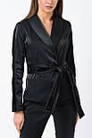 Жакет Evdress 2XL черный, фото 3