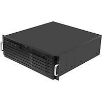 """Сервер для хранения данных PowerPlant 16xHDD 3.5"""", 3U 19"""" rack G3900, 4GB ram, 128gb M2"""
