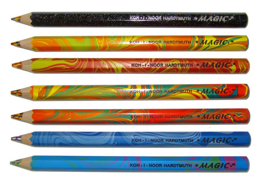 Карандаш многоцветный Magic KOH-I-NOOR 3405 1 шт.