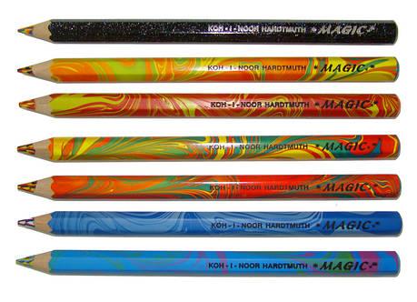 Карандаш многоцветный Magic KOH-I-NOOR 3405 1 шт., фото 2