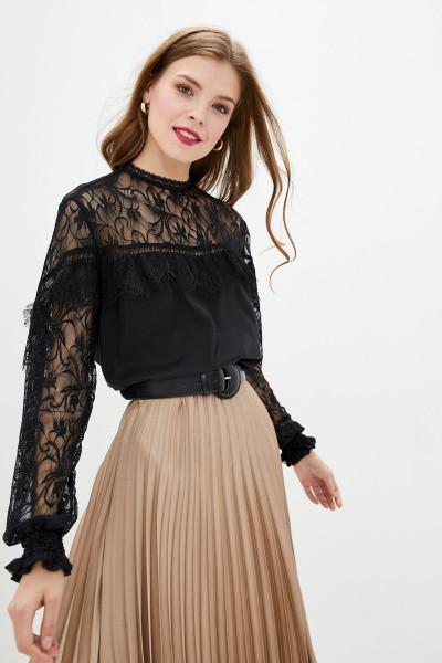 Блуза Evdress S черный