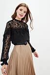 Блуза Evdress S черный, фото 2