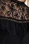 Блуза Evdress S черный, фото 5
