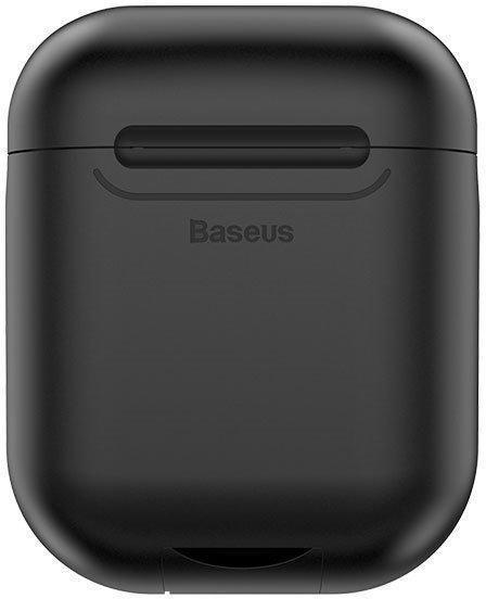 Беспроводной зарядный чехол Baseus Wireless Charger Case для AirPods Black  (WIAPPOD-01)