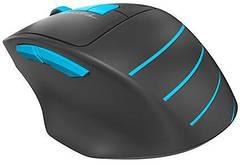 Мышь A4 Tech Fstyler FG30 Blue, фото 2