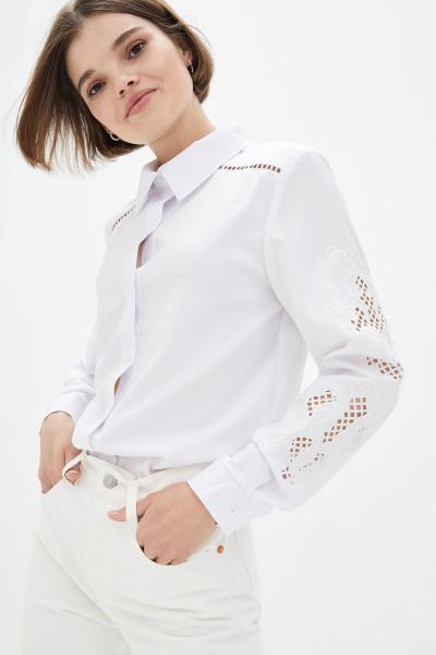Блуза Evdress S белый
