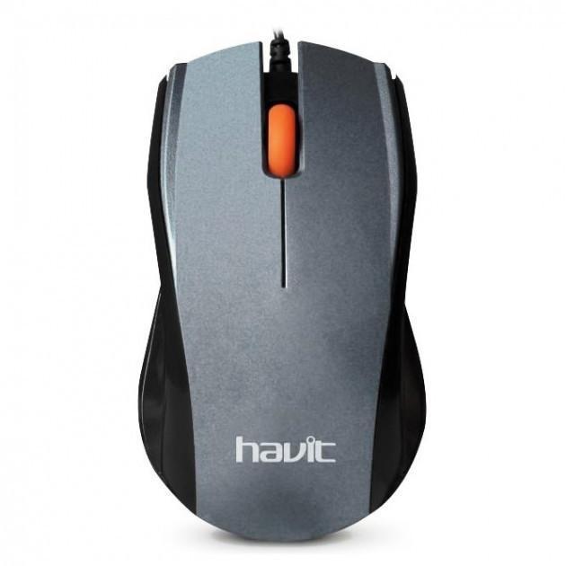 Мышь Havit HV-MS689 Grey