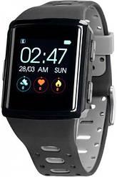 Смарт-годинник Gelius Pro M3D (WEARFORCES GPS) Black/Grey