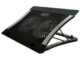 Підставка для ноутбука з охолодженням Havit HV-F2051 USB Black, фото 2