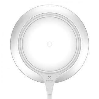Бездротове зарядний пристрій Baseus Metal WXJS-S2 (WXSX-03) White, фото 2