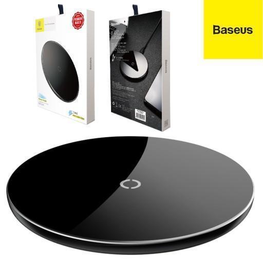 Бездротове зарядний пристрій Baseus Black Simple(CCALL-JK01)