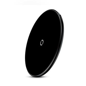 Беспроводное зарядное устройство Baseus Simple Black(CCALL-JK01), фото 2