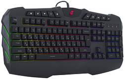 Дротова клавіатура Ergo KB-810 Black (KB-810), фото 2