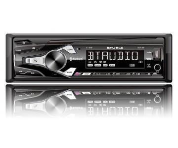 Автомагнітола SHUTTLE SUD-389 Black/White