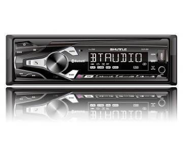 Автомагнітола SHUTTLE SUD-389 Black/White, фото 2