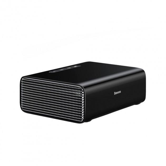 Автомобильный насос Baseus Inflator Pump CRCQB01-01 Black