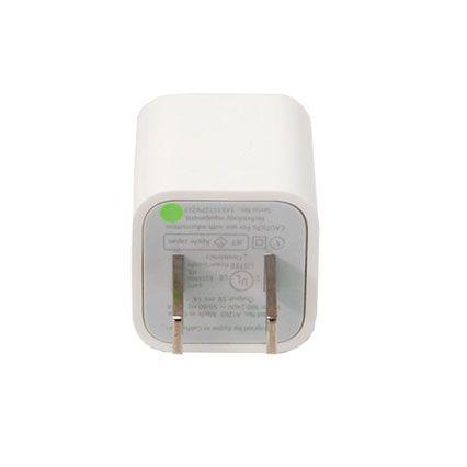 Оригінальне СЗУ Foxconn (5w 1A) для Apple iPhone/iPod (MD810) Білий