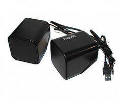 Акустична система колонки HAVIT HV-SK473 USB Black