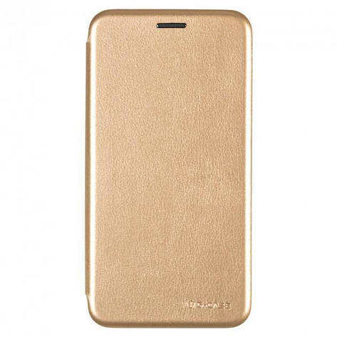 Чехол-книжка G-Case Ranger Series for Xiaomi Redmi Note 9 Gold, фото 2