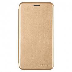 Чехол-книжка G-Case Ranger Series for Xiaomi Redmi Note 9 Gold