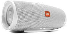 Портативна акустика JBL Charge 4 Waterproof White (JBLCHARGE4WHT)