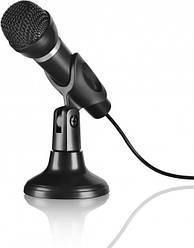 Микрофон Speedlink CAPO Desk and Hand Microphone (SL-8703-BK) black